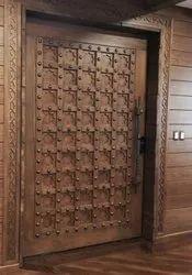 Teak Wood Doors Teak Wood Panel Door Latest Price Manufacturers Amp Suppliers