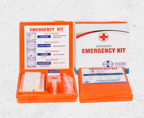 4 In 1 Advanced Field Emergency Kit Manufacturer from Mumbai