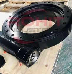 Slew Ring Bearing With Drive