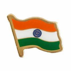 05a3fbca459d8 Flag Badge - Jhande Ka Billa Latest Price