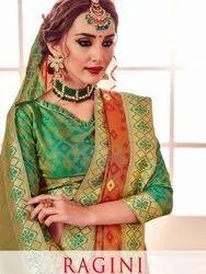 YNF Ragini Silk Saree