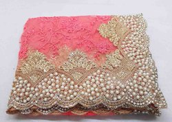 Heavy Banglori Silk Ladies Indian Wear Saree