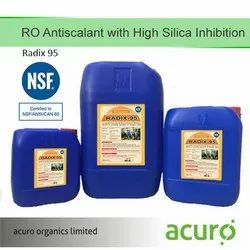 RO Antiscalant with High Silica Inhibition
