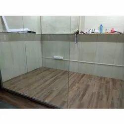 Brown PVC Flooring Plank