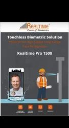 Realtime PRO1500 Weatherproof Face Reader Attendance And Biometric Door Access Control System