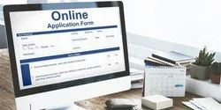 Online Form Filling Application