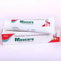 Potassium Nitrate Sodium Monofluro Phosphate  Triclosan Gel