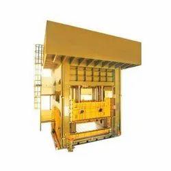 Heavy Duty 4-Column Hydraulic Presses
