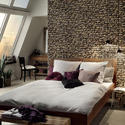 Stone Fabric Wall Paper