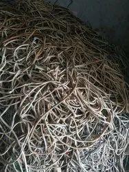 White Cable Scrap