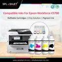 Splashjet Ink For Epson Workforce C5790, Model Name/number: Epp-lf-wf-5790-4c