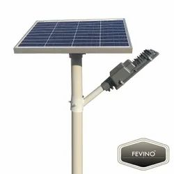 9W Glass Model Semi Integrated Solar Street Light