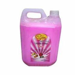 Pink Gem Original Liquid Soaps, Packaging Type: Can, Packaging Size: 5 Liter