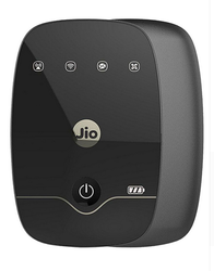 Reliance Jio 4g Data Card