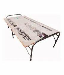 Plywood Leg Folding Bed