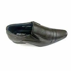 Dean's Blue Mens TPR Sole Formal Shoes