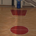 5 mm Basketball Court Flooring Services