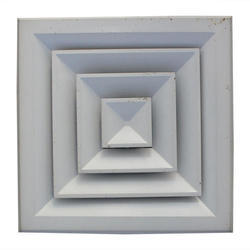 Airmake White Ceiling Air Diffuser for Office Use