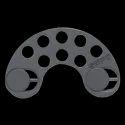 Postrio Cervical Occipital Plate