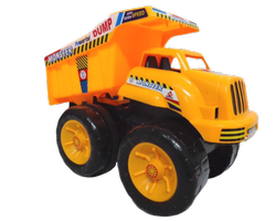 Monster Dumper Toy