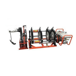 40/160 Butt Fusion Welding Machine
