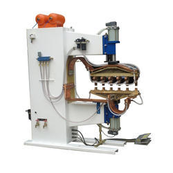 Multi Spot Projection Spot Welder