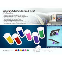 Silicon Mobile Stand