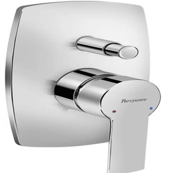 Parryware Alpha Ultra High Flow Wall Mixer, Model Name/Number: G2785A1