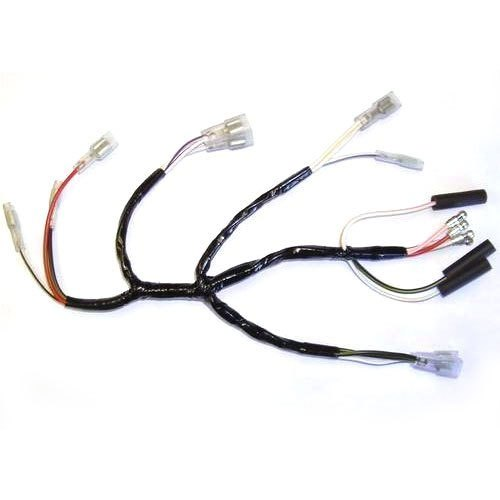 motorcycle wiring harnesses