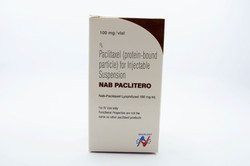 Nab Paclitero 100Mg Injection