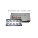Zidovir 300mg Tablets