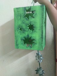 Green Fensui With Licht, For Decoration