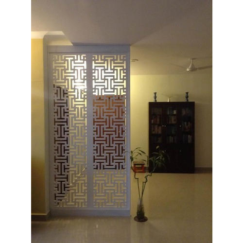Contemporary Living Room Wall Dividers, Living Room Partition Wall