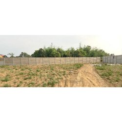 Security Boundary Wall