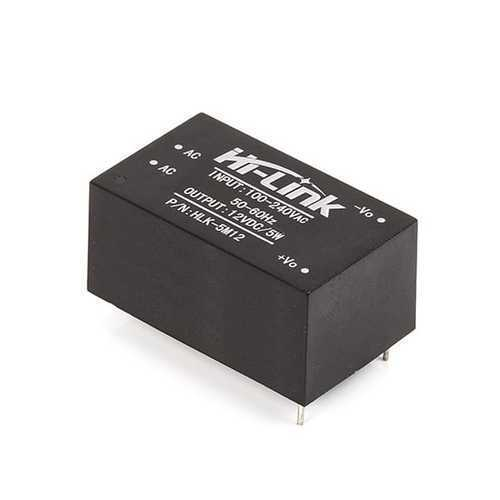 HLK-5M12 AC-DC Power Module