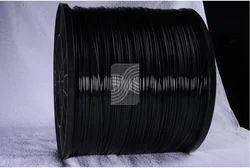 Superfil Black 2.5mm pvc messenger wire