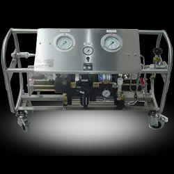 10 HP Centrifugal Compressor Gas Booster System, Air Tank Capacity: 10Bar, Maximum Flow Rate (CFM): 1500