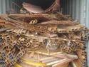 Ferrous Shredded Metal Scrap 02
