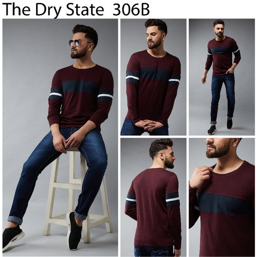 Men's Cotton Tshirt