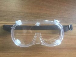 Safety Goggles Eye Protection Wear Over Personal Reading Glasses