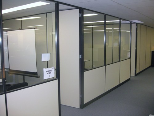 Modular Office Partition At Rs 250 Square Feet