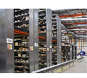 Steel Industrial Two Tier Racks, For Warehouse