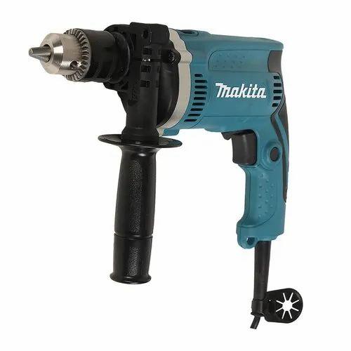 Makita HP1630 Impact Drill, 13 mm, 710 W, 3200 RPM