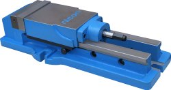 nicon Cast Iron High Pressure Hydraulic Machine Vice, Size: 300mm Opening, Model: HMV150