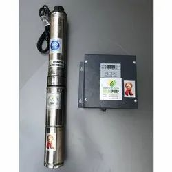 Solar DC Submersible Pump 1 HP