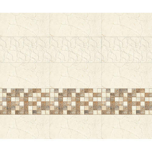 . Plain And Square Design Ceramic Wall Tiles