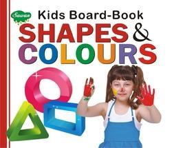 Kids Board Shapes Book