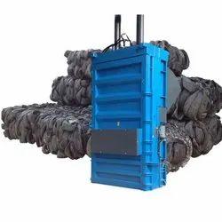 Tyre Scrap Baling Press