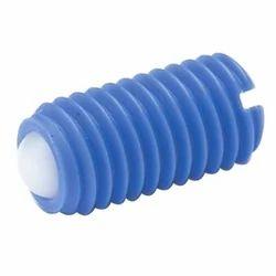 Ganter Griff Make Plastic Spring Plunger