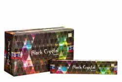 Satya  Black Crystal-15 Gram  Incense Sticks